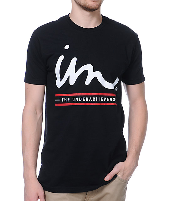 Imperial Motion Station Black T-Shirt