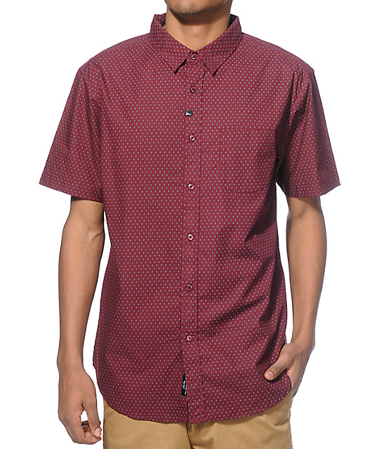 Imperial Motion Vega Button Up Shirt