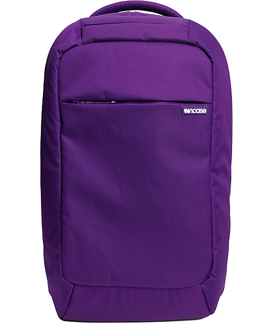 Incase Compact Royal Purple Backpack