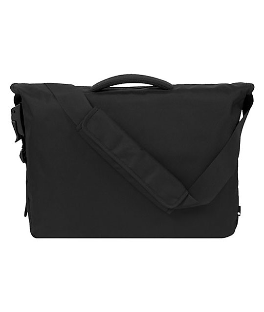 Incase Nylon Black Messenger Bag