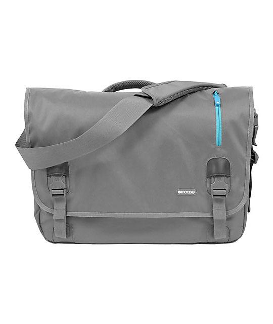 Incase Nylon Light Grey Messenger Bag