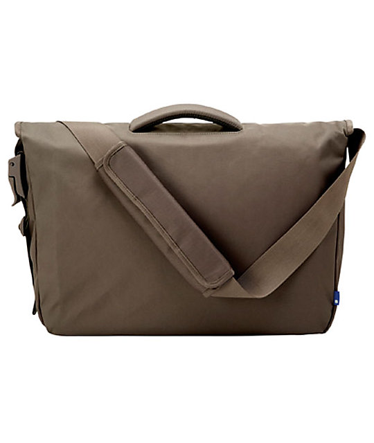 Incase Nylon Taupe Messenger Bag