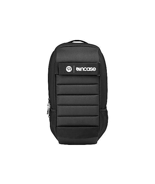 Incase Paul Rodriguez Signature Black Skate Pack Lite Backpack