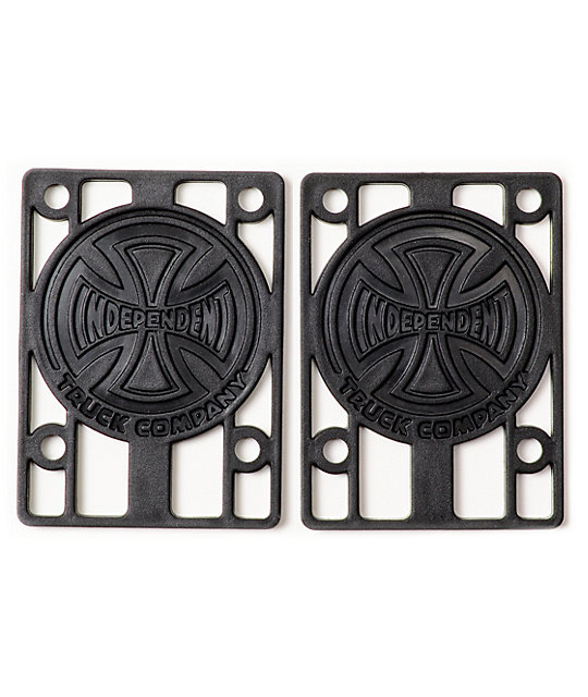 Independent 0.125 Inch Riser Pads