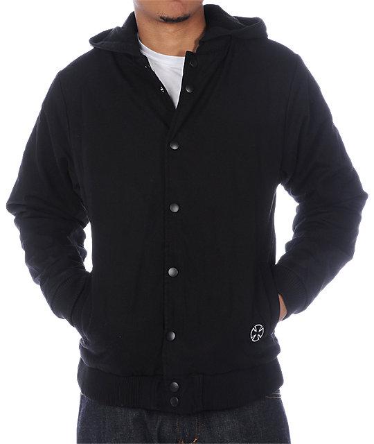 Independent Guzman Lurker Black Work Jacket