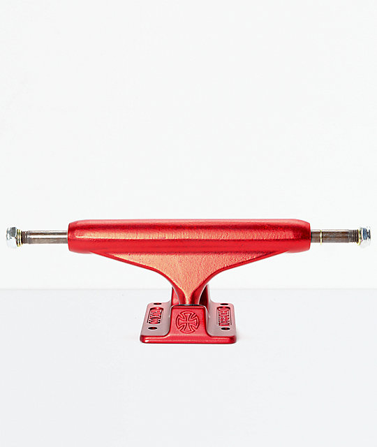 Independent Hollow 139 Stage 11 Ano Red  Skateboard Truck