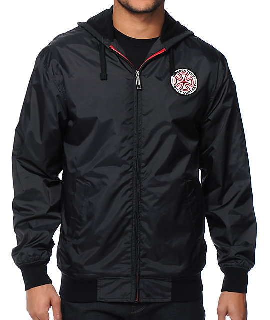 Independent RWC Hooded Windbreaker Jacket at Zumiez : PDP