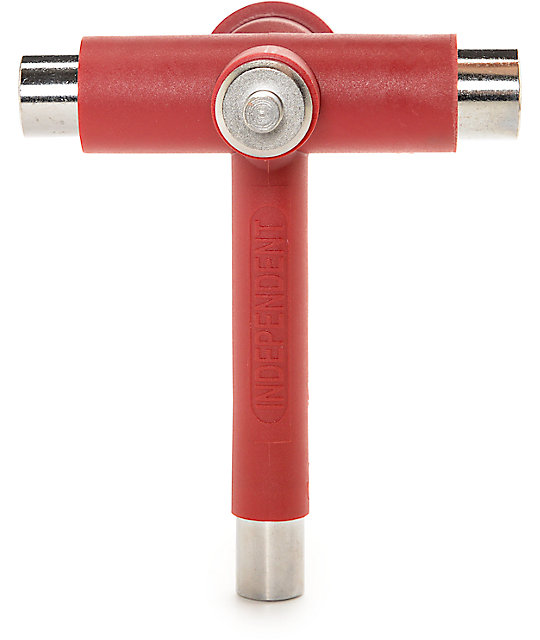 Independent Red Skateboard Tool
