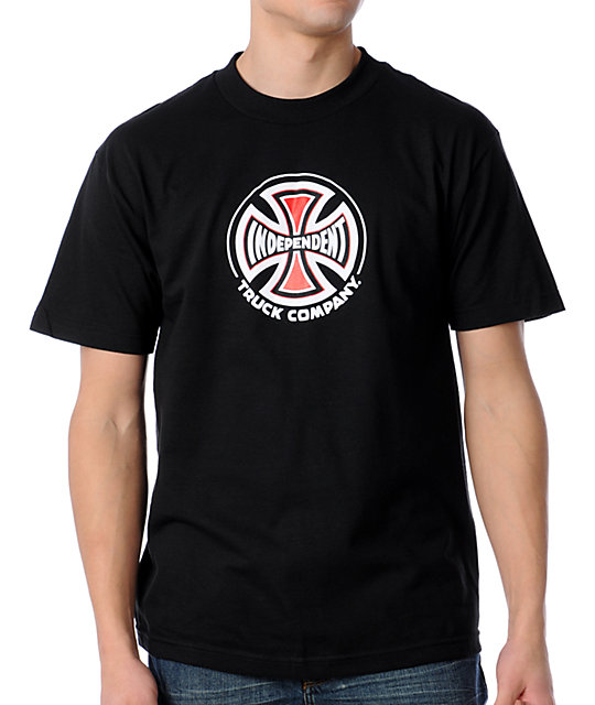 Independent Truck Co Black T-Shirt