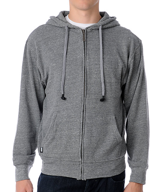 Insound Heather Grey Hoodie