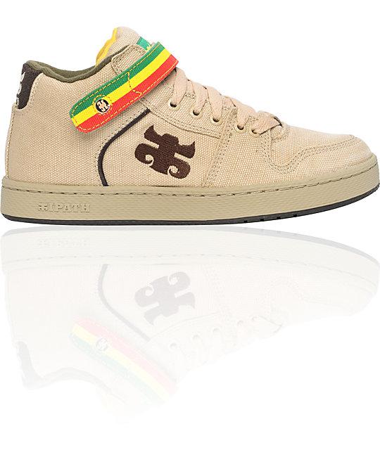 Grasshopper Shoes White