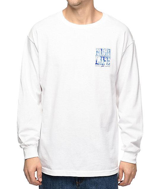 JSLV High Life X Jay White Long Sleeve T-Shirt