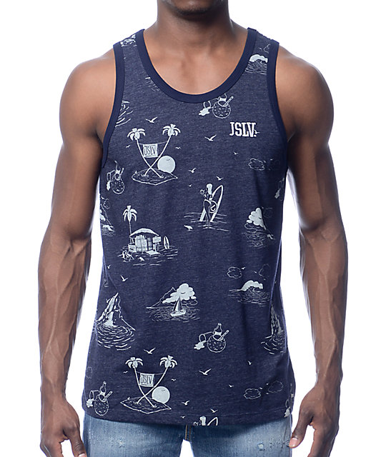 JSLV Leisure Navy Tank