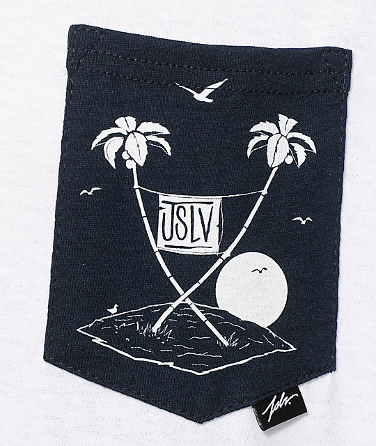 JSLV Leisure Pocket T-Shirt