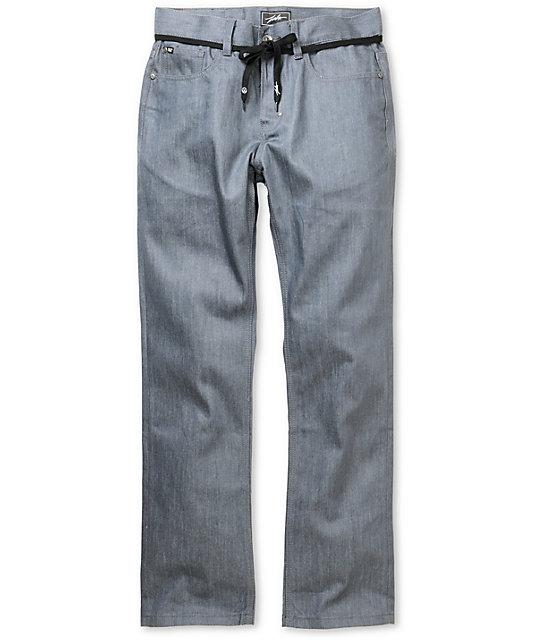 JSLV Proper Denim Regular Fit Grey Jeans