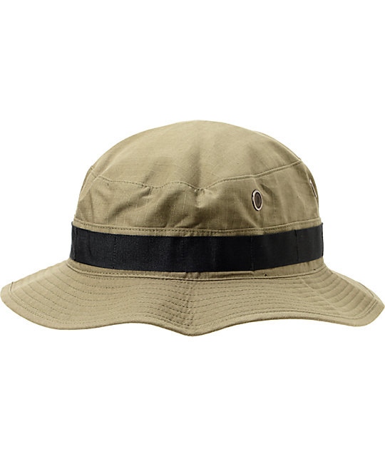 JSLV Stoner Green Bucket Hat