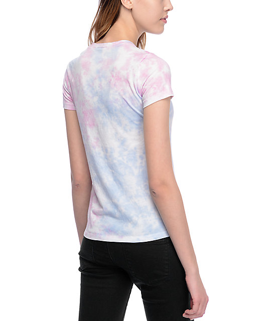 JV by Jac Vanek Boys Whatever Tie Dye EMB T-Shirt