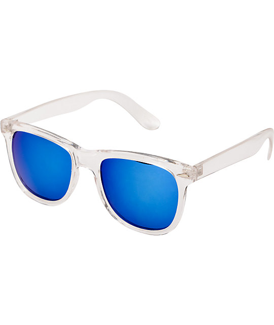 Jack Martin Frisky Business Assorted Mirrored Sunglasses