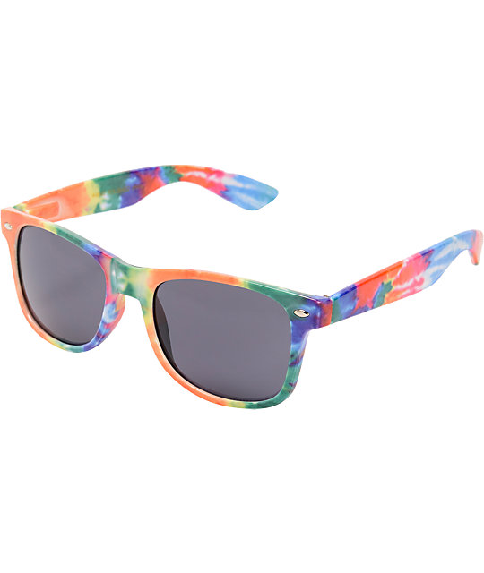 Jack Martin Frisky Business Tye Dye Sunglasses
