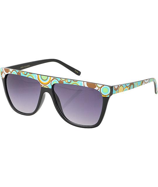 Jack Martin Tiger Trippy Dreams Sunglasses
