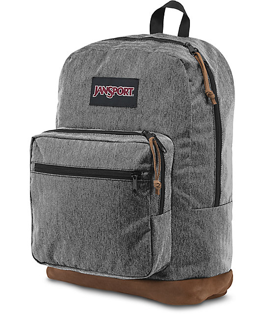 Backpacks JanSport is the Original Outdoor Gear Brand that embodies a culture of fun and discovery. They equip people globally with quality, enduring and reliable products that enable the freedom to experience life's adventures.