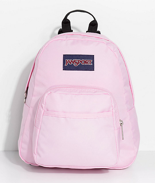 Jansport Half Pint Pink Mist 10L Backpack | Zumiez