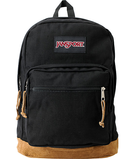 Jansport Right Pack Black Backpack at Zumiez : PDP