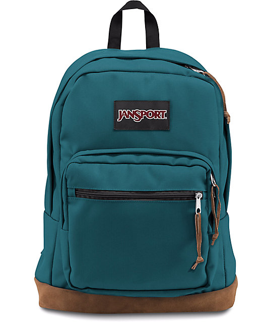 Jansport Right Pack Corsair Blue Backpack | Zumiez