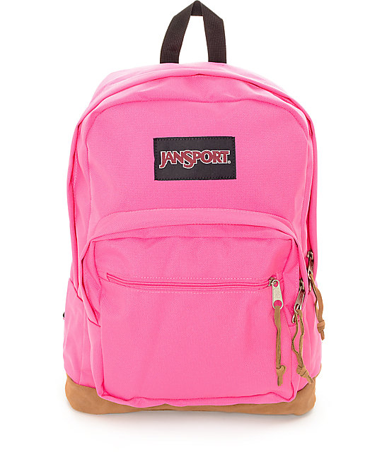 Jansport Right Pack Lipstick Kiss Backpack