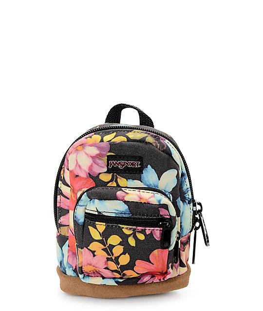 Jansport Right Pouch Multigarden Delight .05L Mini Backpack | Zumiez