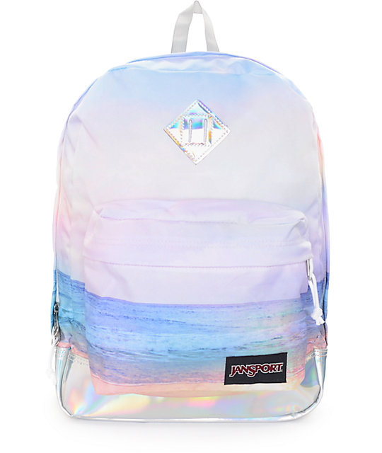 Jansport Super FX Multi Sunrise Backpack | Zumiez