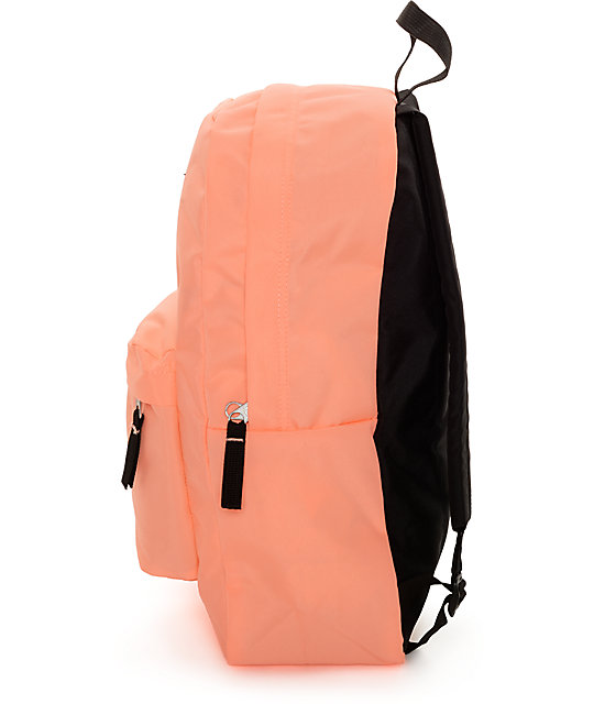 Jansport Superbreak Coral Peaches 25L Backpack