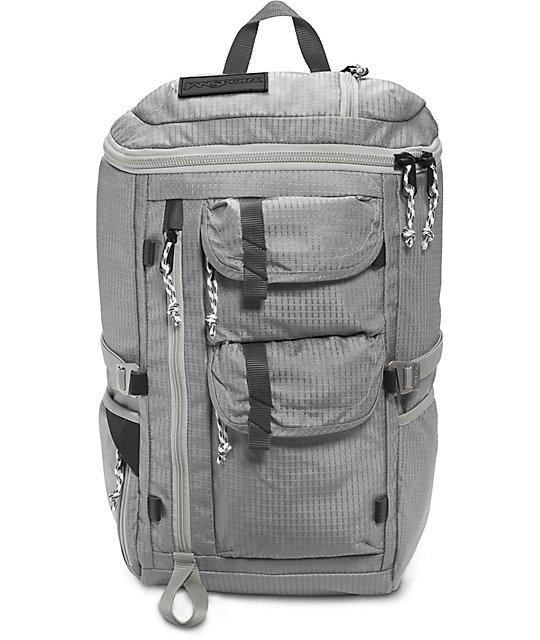 Jansport Watchtower Grey 28L Backpack