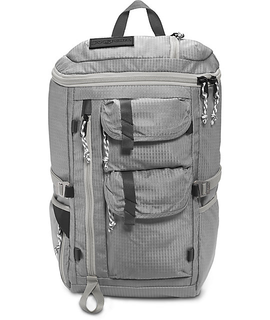 Jansport Watchtower Grey 28L Backpack at Zumiez : PDP