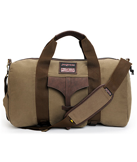 Jansport x Benny Gold Duffel Bag