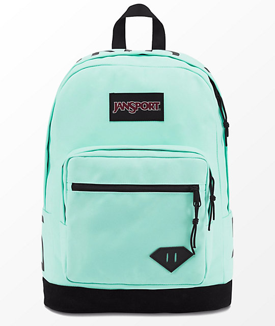 Jansport x Diamond Supply Co. Right Pack 31L Blue Backpack | Zumiez