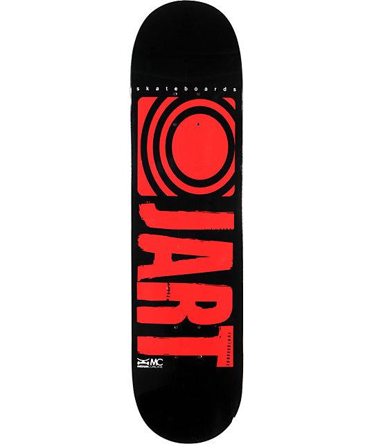 "Jart Basic Logo 8.0""  Skateboard Deck"