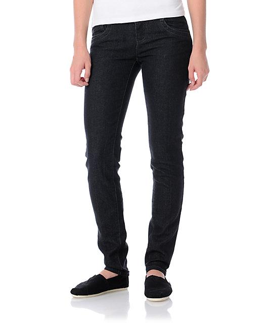 Jolt Caliente Black Skinny Jeans