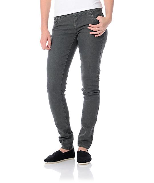 Jolt Caliente Grey Skinny Jeans