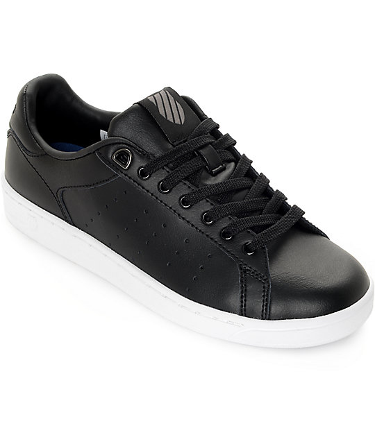 Black K Swiss Men S Shoes
