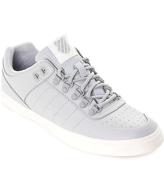 K-Swiss Gstaad Neu Sleek Gull Grey Shoes