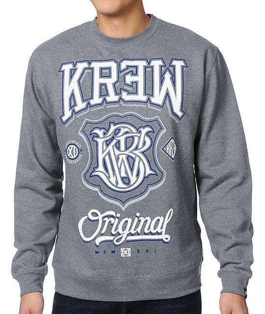 KR3W Champ 2 Crew Neck Sweatshirt