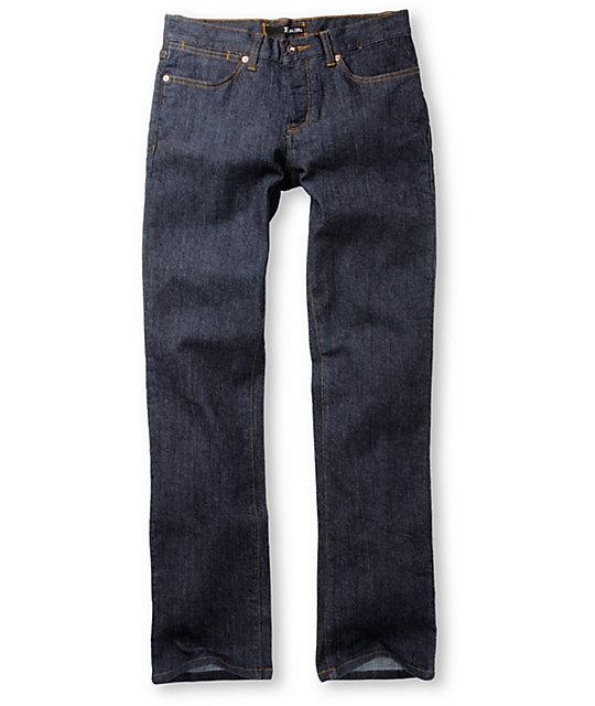 KR3W Indigo K Slim Jeans