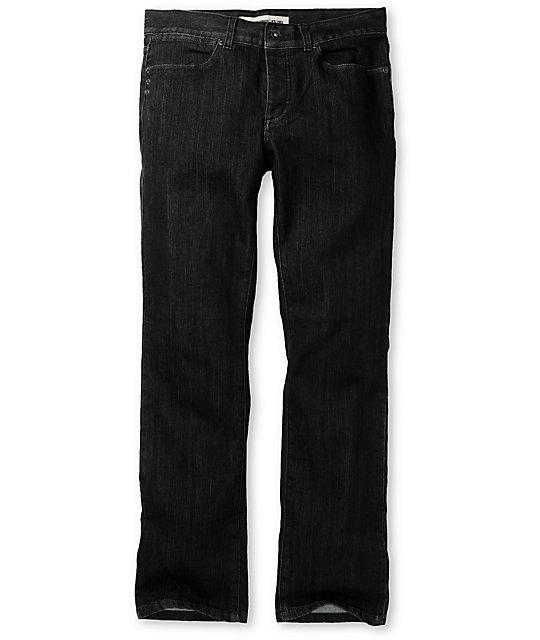 KR3W K-Special Black Jeans