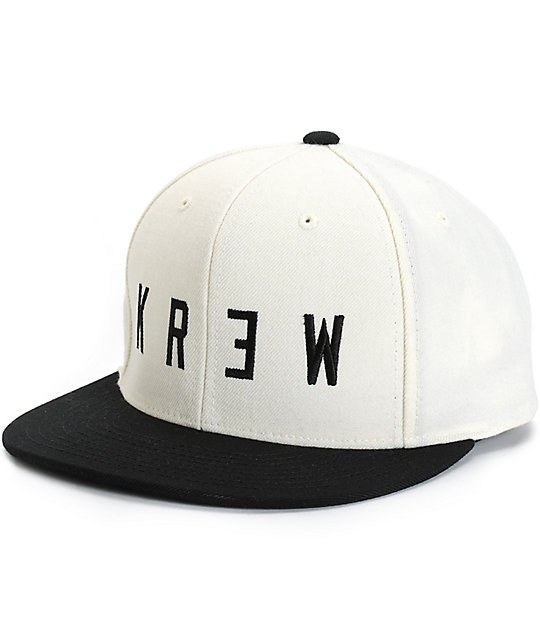 KR3W Locker 2 Snapback Hat