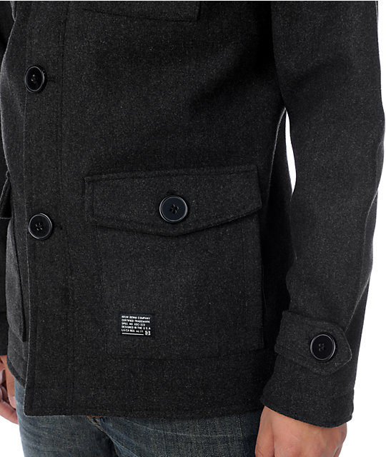KR3W Manchester Grey Jacket