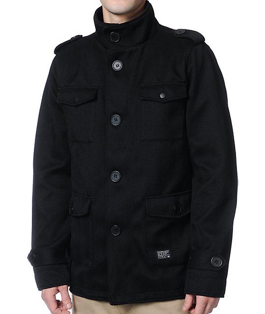 KR3W Manchester OG Black M-65 Jacket