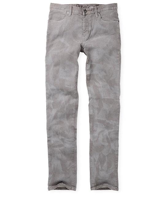 KR3W Muska Dirty Grey Jeans
