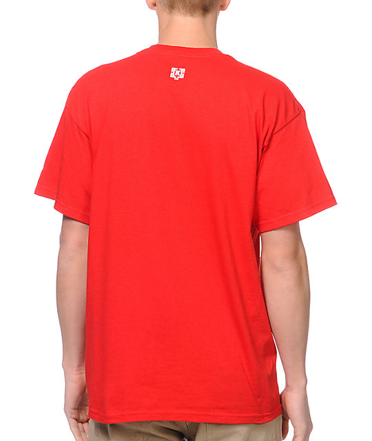 KR3W OG Eleven Red T-Shirt