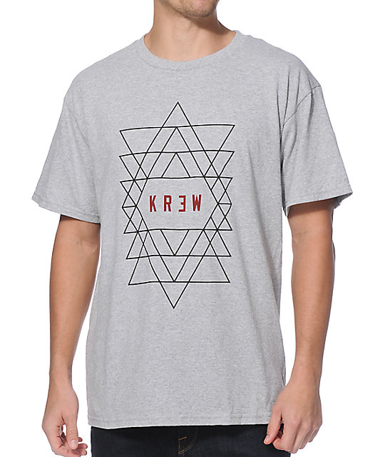 KR3W Polygon T-Shirt